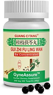Guang Ci Tang - GUI Zhi Fu Ling Wan (GyneAssure™) - 1 Bottle