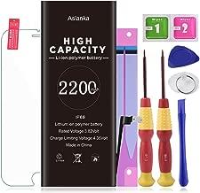 Best iphone 6 battery capacity mah Reviews