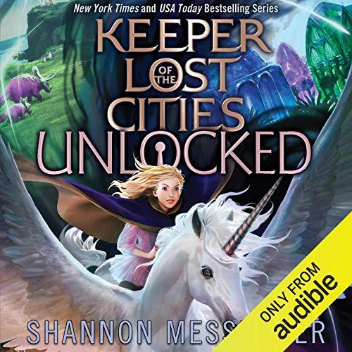Unlocked Audiobook By Shannon Messenger cover art