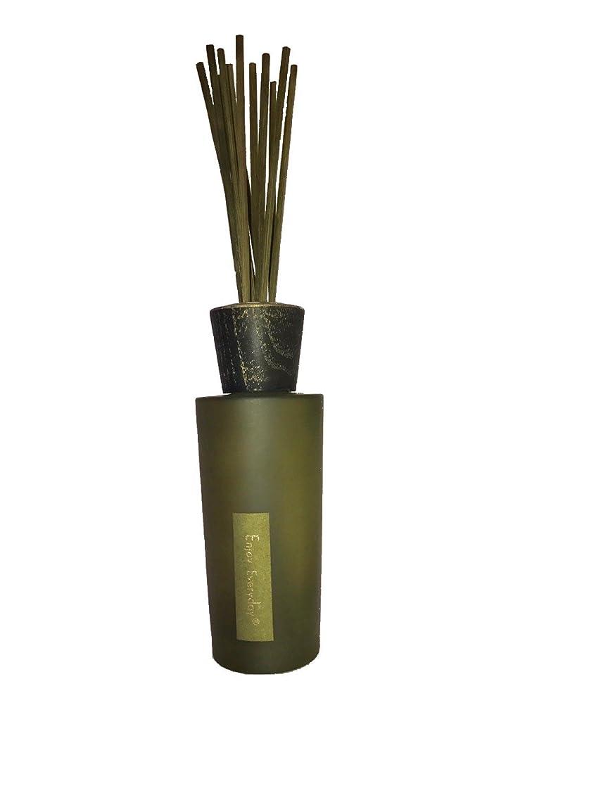 気楽な評価可能中性40%OFF!【Branch of Aroma】100%天然アロマスティックディフューザー-9種の香り- (200ml) (Freshソープ)
