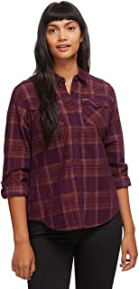 قميص باكمام طويلة من العلامة التجارية تايمز تو كوردروي من كولومبيا
