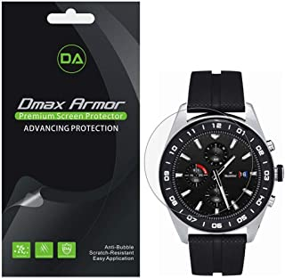 Dmax Armor [6-Pack] for LG Watch W7 Anti-Glare & Anti-Fingerprint (Matte) Screen Protector