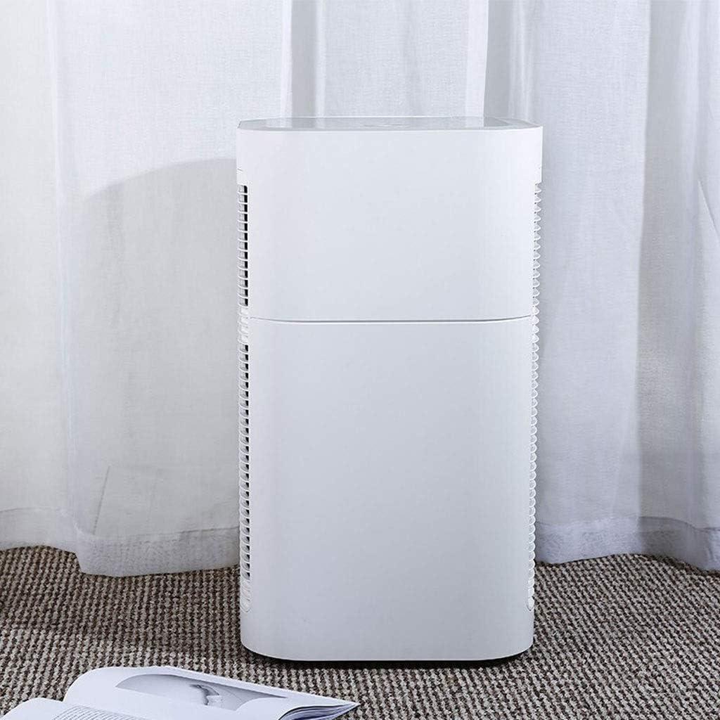 Purificador de aire La eliminación del purificador del aire del hogar de formaldehído smog bacteriana Alérgenos 2 Mano de humo Pantalla Digital formaldehído El formaldehído descomposición de la máquin