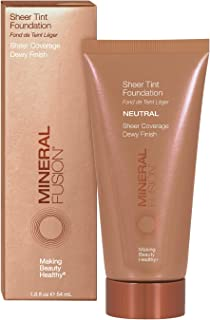 MINERAL FUSION Mineral fusion sheer tint mineral foundation neutral, 1.8 oz, 1.8 Ounce
