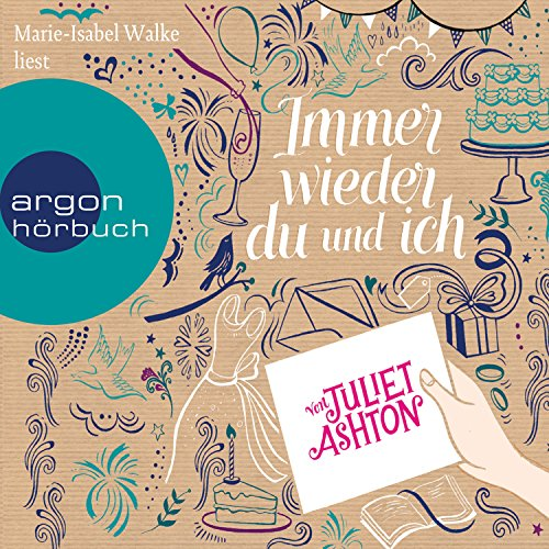 Immer wieder du und ich                   By:                                                                                                                                 Juliet Ashton                               Narrated by:                                                                                                                                 Marie-Isabel Walke                      Length: 11 hrs and 24 mins     Not rated yet     Overall 0.0