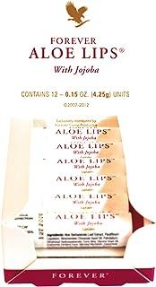 12 pezzi Aloe Lips - L'originale, burrocacao a base di aloe vera