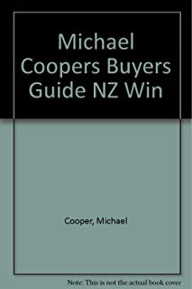 Michael Cooper's Buyers Guide to New Zealand Wines