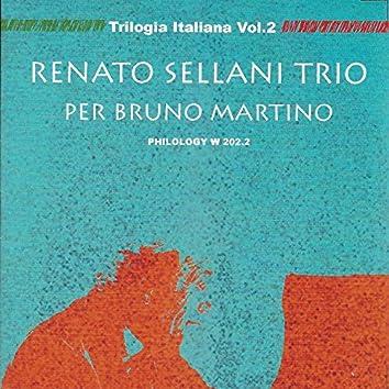 Per Bruno Martino (Trilogia Italiana, Vol. 2)