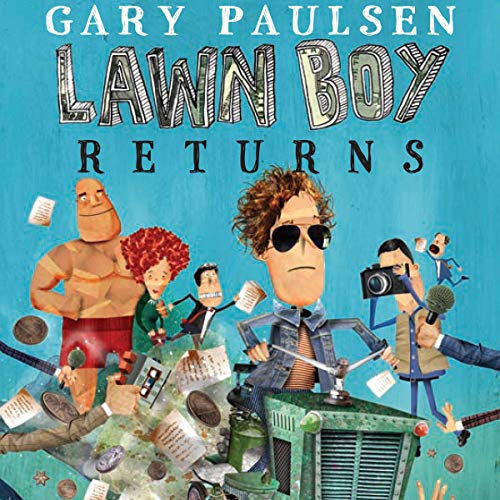 Lawn Boy Returns  By  cover art