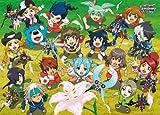 W 300 Large Piece Cardboard Senki Gekijouban Inazuma Eleven Go Vs ? ? ? 300-l347d Finished Fight (japan import)