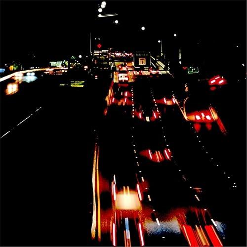 Night trip by car