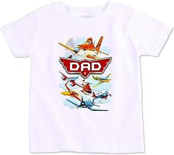 Disney Planes Dad Family Matching Birthday T-Shirt XXL