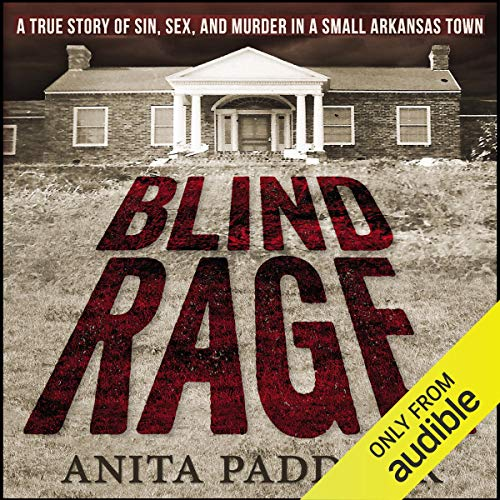Blind Rage audiobook cover art