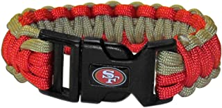 Best nfl teams colored paracord bracelets Reviews