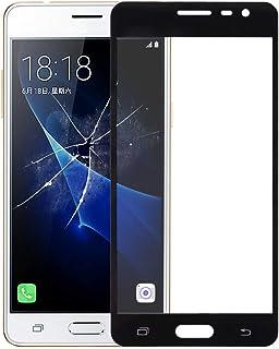 عدسة الزجاج الخارجي للشاشة الأمامية YKDY لهاتف Galaxy J3 Pro / J3110