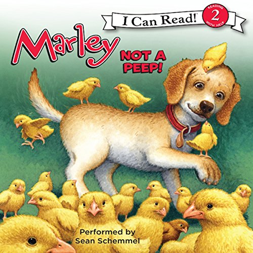 Marley: Not a Peep! audiobook cover art