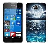 FUBAODA für Nokia Microsoft Lumia 650 Hülle Case, [Supermond] Ultra-Clear für Nokia Microsoft Lumia 650 Silikon Soft TPU Handyhülle BackBumper Slim für Nokia Microsoft Lumia 650