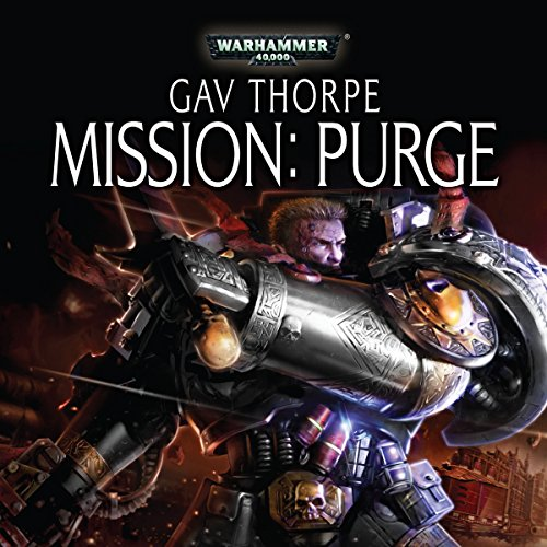 Mission: Purge cover art