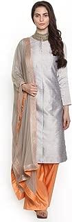 De beau Women's Brocade Ethnic Suit