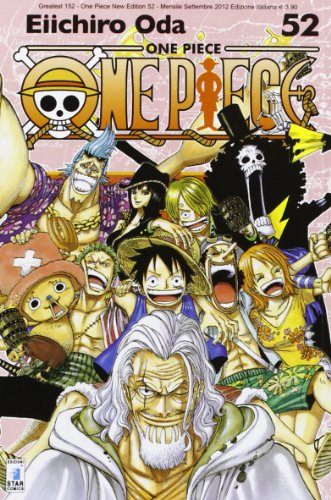 One piece. New edition: 52