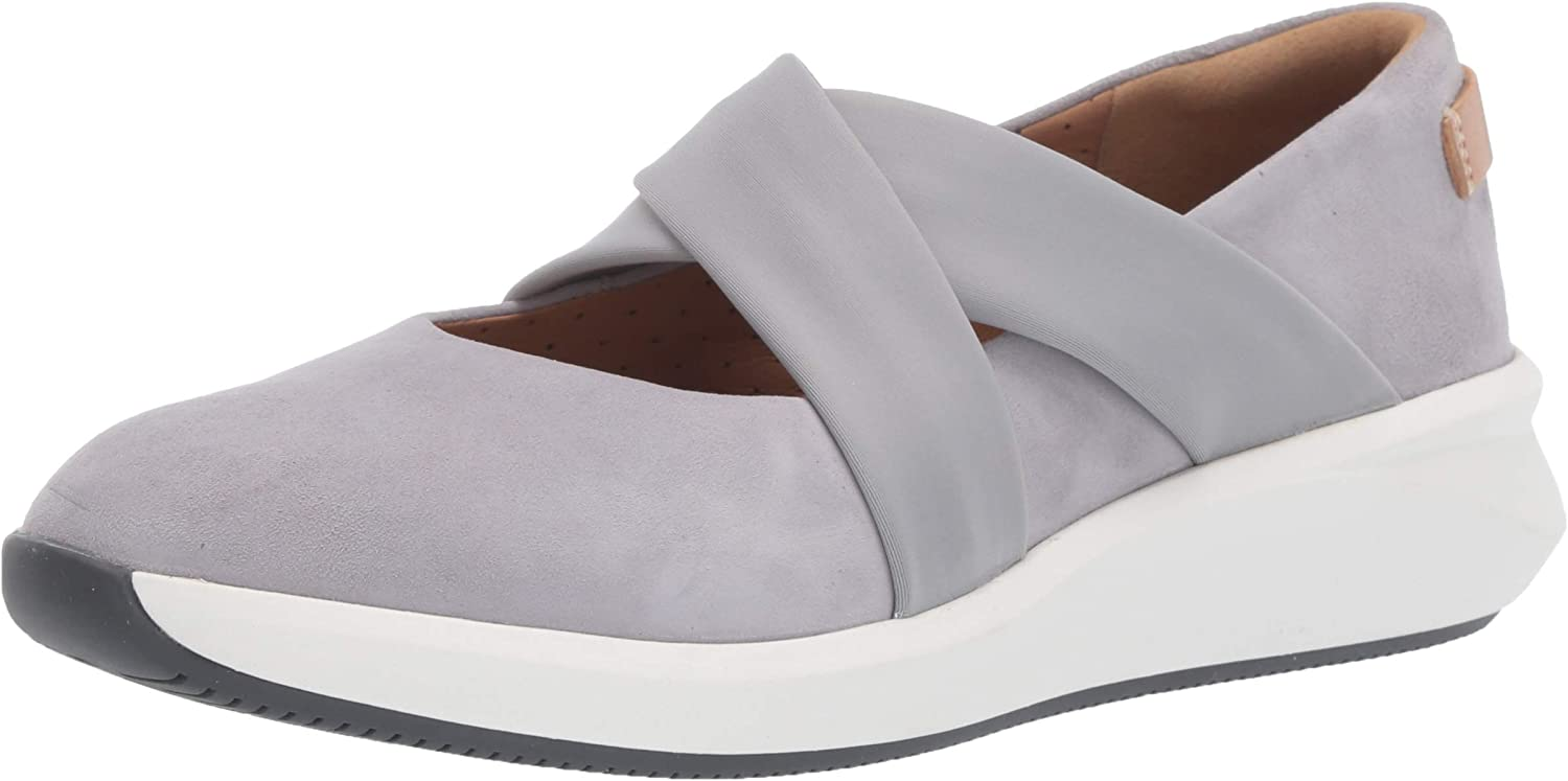 Clarks Women's Un Rio Cross Sneaker