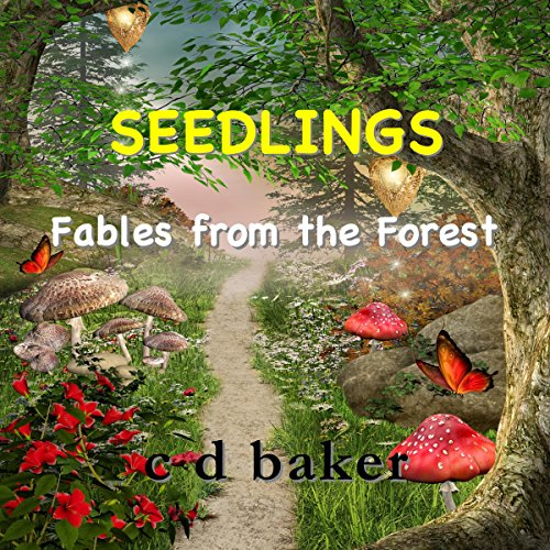 Seedlings audiobook cover art