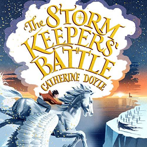 Couverture de The Storm Keepers' Battle
