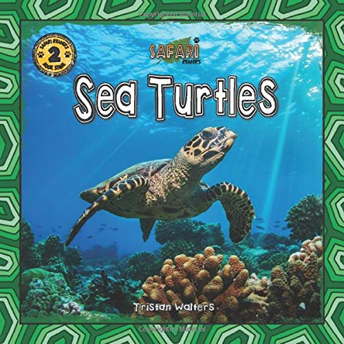 Safari Readers: Sea Turtles