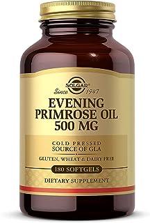 Solgar Evening Primrose Oil Supplement, 500 mg, 90 Count