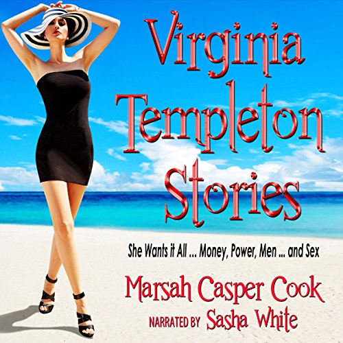 Virginia Templeton Stories                   By:                                                                                                                                 Marsha Casper Cook                               Narrated by:                                                                                                                                 Sasha White                      Length: 3 hrs and 6 mins     Not rated yet     Overall 0.0