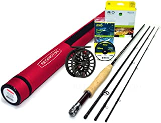 Redington Classic Trout 590-4 Fly Rod Outfit (9'0