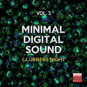 Minimal Digital Sound, Vol. 3 (Clubbers Night)