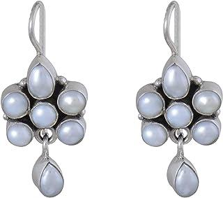 25f77d263e587 Silver Women's Earrings: Buy Silver Women's Earrings online at best ...