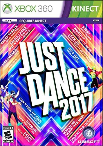 Ubisoft Just Dance 2017 Xbox 360 Básico Xbox 360 Inglés vídeo - Juego (Xbox 360, Danza, E10 + (Everyone 10 +))