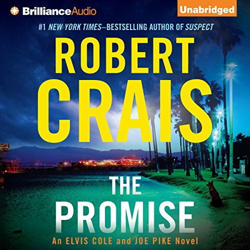 The Promise audiobook cover art