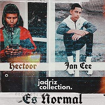 Es Normal (feat. Jan Cee)