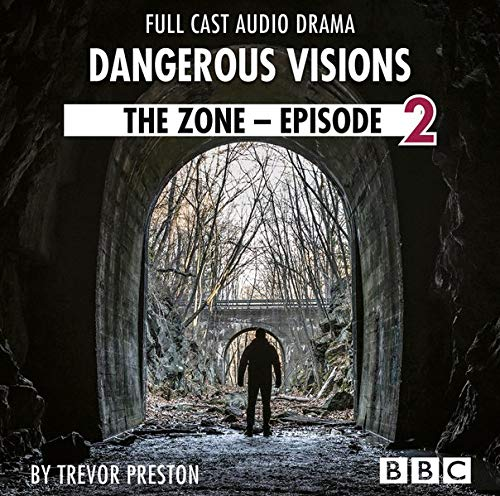 Dangerous Visions - The Zone 2  By  cover art
