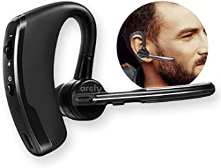 ARCHY Auricular Bluetooth 4.0 Auricular Manos Libres para iPhone Android de REGALO vincula a dos dispositivos Auricular Au...