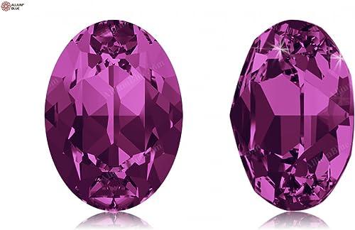de moda SWAROVSKI Crystals Crystals Crystals Elements Fancy Stones 4120 MM6,0X 4,0 F - Fuchsia F (502)  ahorre 60% de descuento