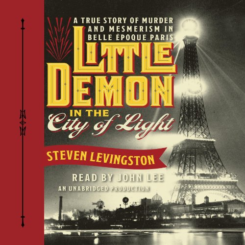 Little Demon in the City of Light audiobook cover art