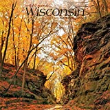 Wisconsin Wild & Scenic 2022 12 x 12 Inch Monthly Square Wall Calendar, USA United States of America Midwest State Nature