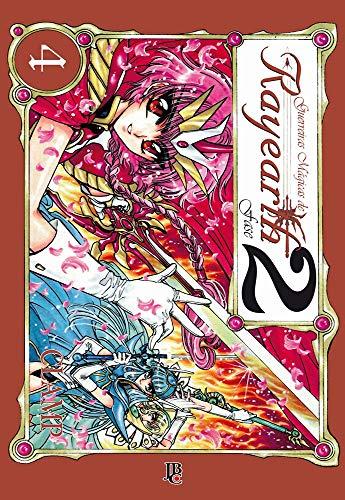 Guerreiras Mágicas de Rayearth- Especial - Vol. 4