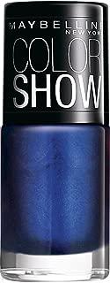 Maybelline New York Color Show Nail Enamel, Ladies Night, 6ml