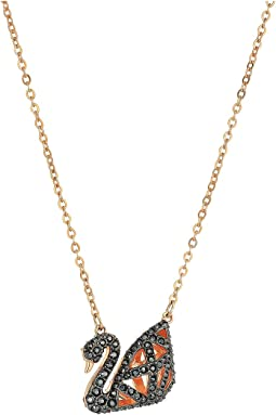Swarovski - Facet Swan Necklace