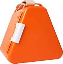 Fat Brain Toys Teebee - Play & Store Toy Box - Orange Gear & Apparel for Ages 3 to 10