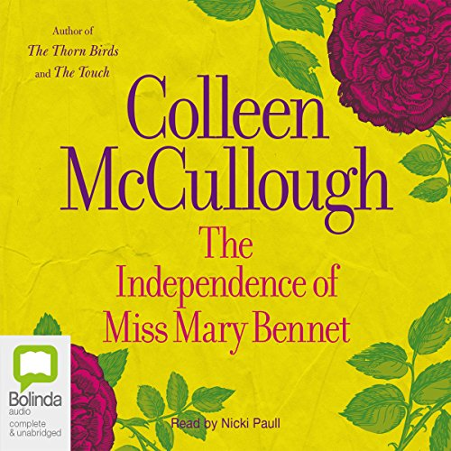 The Independence of Miss Mary Bennet audiobook cover art