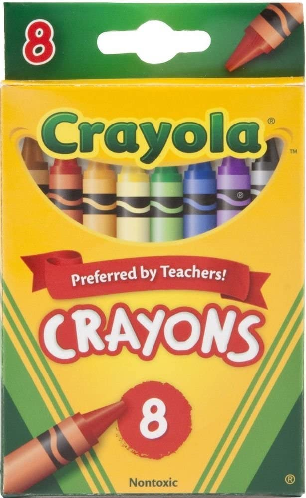 Sale special price Crayola Classic Crayons Pack 12 of New mail order