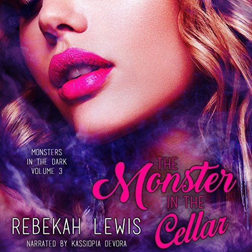 The Monster in the Cellar audiobook cover art