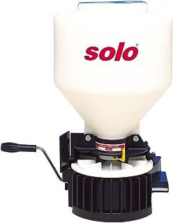 Solo 421 20lb Chest-Mount Portable Broadcast Fertilizer Spreader