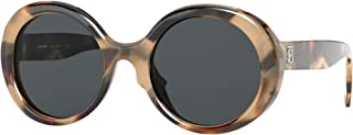 Sunglasses Burberry BE4314 350187 sunglasses Woman color Brown gray lens size 52 mm